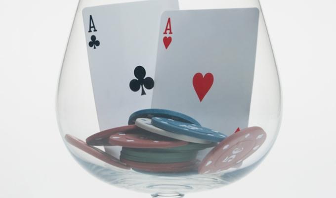 Copas de Poker