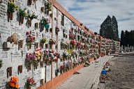 Reportaje Cementerio de la Almudena